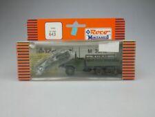 Roco Minitanks h0 309 ascienda conductor us//BW//OTAN//Edw figuras 1:87