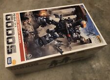 Kotobukiya HMM Highend Master Model Godos 1/72 Plastic Model Kit ZOIDS RZ-014