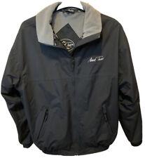 mark todd blouson jacket Size M Black With Grey Lining