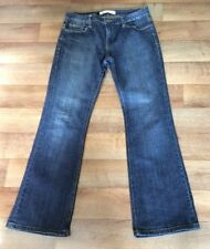 Jeans West Jeans Size 11 Womens Bootcut Boho Winter Blue