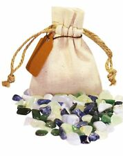 Truth Power Pouch Healing Crystals Stones Set Tumbled Natural Honesty Gemstones
