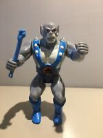 LJN Vintage Thundercats 1985 Panthro Figure & Blue Nunchuck Lovely Condition