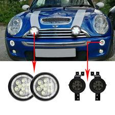 Smoke E4 R87 Mini Cooper R50 R53 R52 Led Turn Signal Light Rally Light DRL Halo