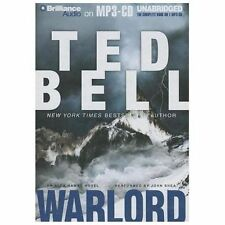ted bell WARLORD MP3 CD unabridged