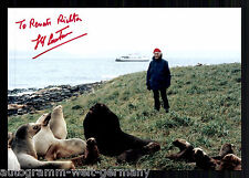 Jacques Cousteau (+1997) TOP HGF Orig. Sign.  + G 6462