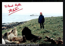 Jacques Cousteau (+1997) Top HGF ORIG. Sign. + G 6462