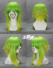 VOCALOID CAMELLIA GUMI Megpoid Cosplay Anime Wig Costume free shipping +wig net