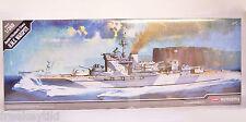 Academy 1/350 scale WWII 1943 Queen Elizabeth Class HMS WARSPITE Battleship