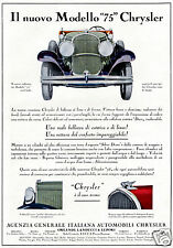 CRYSLER 75-spyder-6cilindri-testata-argento-lusso-1928.