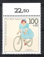 BRD 1991 Mi. Nr. 1500 Oberrand Postfrisch LUXUS!!! (8090)