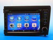 Indash Stereo Radio Car CD DVD Player GPS Navigation For VOLVO S60 V70 2001-2004