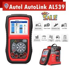 Autel AutoLink AL539 Car Code Reader Scanner Automotive EOBD OBD2 Scan Tool