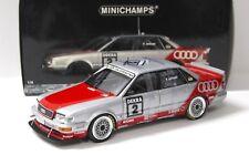 1:18 Minichamps Audi V8 Quattro DTM 1992 Team AZR #2 NEW bei PREMIUM-MODELCARS