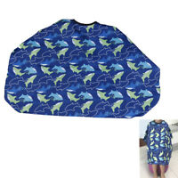 New Dolphin Child Salon Barber Hairdresser Hairdressing Hair Cutting Gown C EP