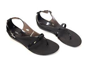 DIESEL Chandise GumGum Damen Zehentrenner Sandalen Woman Sandalette Schuhe NEU S
