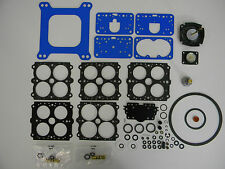 Holley 4160 Alcohol Resistant Carburetor Kit Vacuum Secondary 600 750