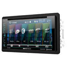 SoundStream 2 DIN 6.2 Inch CD/ MP3 Touchscreen Bluetooth 4.0 AM and FM Receiver