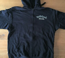 MOTORHEAD Bad Magic Zip Sweat Shirt Size XL -New- Official merchandising
