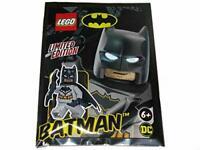 LEGO Super Heroes Batman Minifigure Foil Pack Set 211901