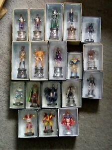 Eaglemoss DC Superheroes Figurines Collection 18 Figures Joblot