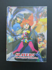 Slayers The Perfect Collection Box 9 DVD set (1-78 ep) Slayers + Next + Try