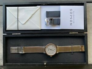 Hodinkee Nomos, Limited Edition, 194/300, RARE, 36.5mm, Investment Piece
