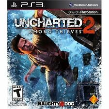 Uncharted 2: Among Thieves PlayStation 3 Very Good 4Z