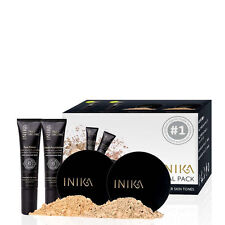 INIKA - Foundation Trial Kit - Dark