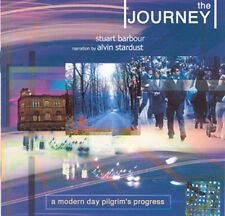 "Alvin Stardust & Stuart Barbour - ""The Journey"" (2003) Raro CD"