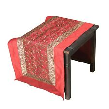 Brocade Table Cloth Runner Table Cover Decor Wedding Venue Tapestry Decoration