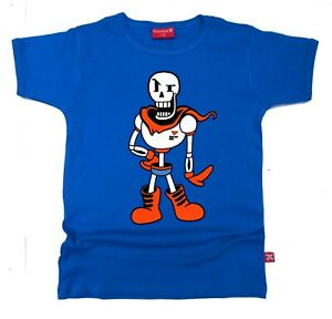 Stardust Ethical Undertale Inspired PAPYRUS Kids Childrens T-Shirt