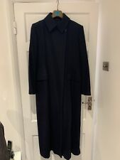 Navy Blue Military Stlye Coat