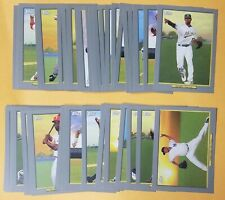 2020 Topps Update Turkey Red set 50 cards
