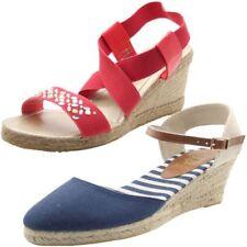Wedge Sandals Espadrilles for Women