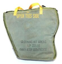 Royal Australian Air Force 1973 issue F-111 ARCTIC Survival Kit-unopened