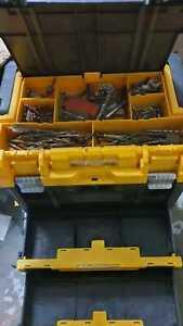 DeWalt DWST83395-1 TSTAK & DWST83344 2.0 Combo Kit + spare screws  and bits lot
