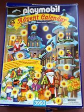 Playmobil Christmas Advent Calendar 3993 Complete - Used Excellent Condition