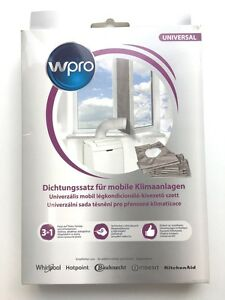 Dichtungssatz Klimagerät universal Abdichtung mobiler Klimaanlagen 484000008979