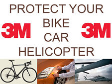 Helicopter Copter Tape Bike Protection 8671HS Strong Clear Protective Film by 3M