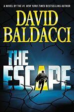 The Escape (John Puller Series) by David Baldacci