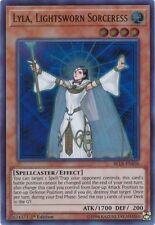 Lyla, Lightsworn Sorceress (BLLR-EN036) - Ultra Rare - 1st Edition