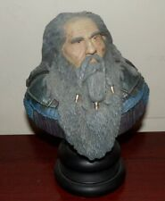 Lord of the Rings Dwarven Lord figure no box SIDESHOW WETA