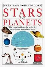 Dk Handbooks Stars And Planets - Acceptable - Ridpath, Ian - Paperback