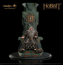 KING THROR ON THRONE - THE HOBBIT - AN UNEXPECTED JOURNEY