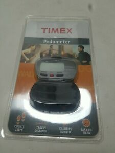 Timex Digital Pedometer Step Distance and Calorie