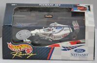 MATTEL 22810 50214 Rubens Barrichello F1 model cars Stewart Ford & Ferrari 1:43