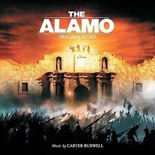 The Alamo - Carter Burwell    OUT OF PRINT!
