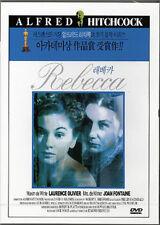 Rebecca (1940) / Alfred Hitchcock / DVD, NEW