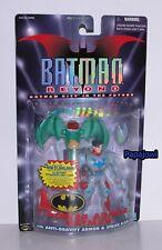 Batman Beyond Gotham City Anti-Gravity Power Armor And Strike Robin Hasbro 1999]