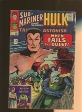 Tales to Astonish 74 GD 1.8 * 1 Book Lot * Sub-Mariner! Hulk! Death of Leader!